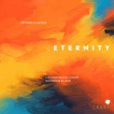 """CD """"Plakidis Pēteris """"Eternity"""""""