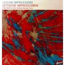 "CD ""Latvian Impressions"""