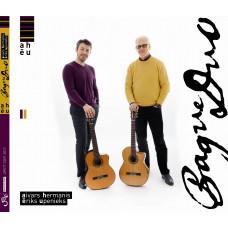 "CD ""Hermanis Aivars, Upenieks Ēriks ""Bague Duo"""