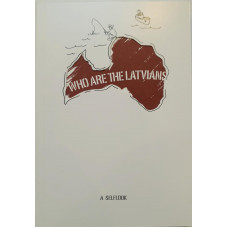 "Book Imants Resnis ""Who are the Latvians"""
