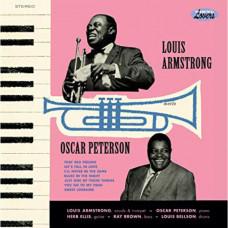 """Vinyl """"Armstrong Louis """"Louis Armstrong meets Oscar Peterson"""""""