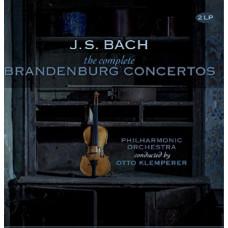 "Vinyl ""Bach J.S. ""The Complete Brandenburg Concertos"""