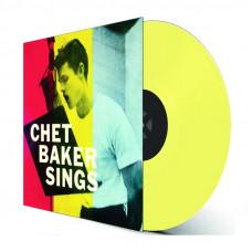"""Vinyl """"Baker Chet """"Chet Baker Sings"""""""