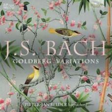 """Vinyl """"Bach J. S. Goldberg Variations"""""""