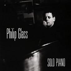 """Vinyl """"Glass, Philip. Solo Piano"""""""