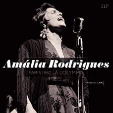 """Vinyl """"Rodrigues, Amalia """"Paris 1960"""",""""A L'olympia"""" 2LP"""