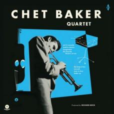 """Vinyl """"Baker, Chet Quartet. Chet Baker Quartet"""