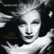 """Vinyl """"Dietrich, Marlene. Lili Marlene"""""""