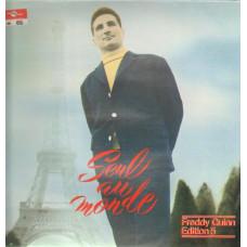 """Vinyl """"Quinn, Freddy. Seul au monde"""""""