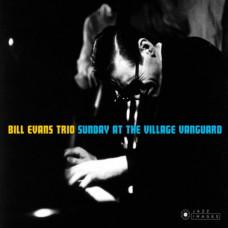 "Vinyl ""Bill Evans Trio ""Sunday at the Village Vanguard"""