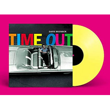 """Vinyl """"Brubeck Dave """"Time out"""""""