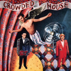 """Vinyl """"Crowded House. Crowded House"""""""
