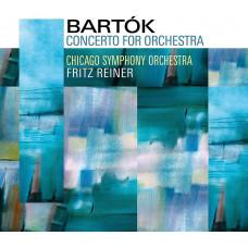 """Vinyl """"Bartok, Bela. Concerto for orchestra"""""""