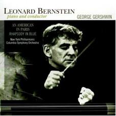 "Vinyl ""Gershwin, George. An american in Paris / Rapsody in blue"""