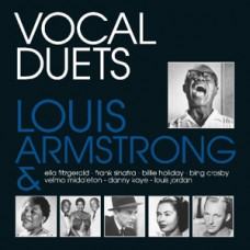 """Vinyl """"Armstrong, Louis. Vocal duets"""""""