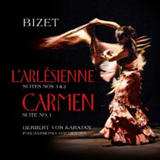 "Vinyl ""Bizet, Georges. L'arlesienne/Carmen"""