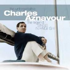 "Vinyl ""Aznavour, Charles. Unforgettable Aznavour"""