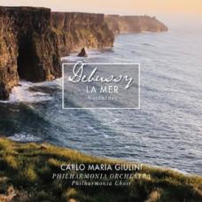 """Vinyl """"Debussy, Claude. La Mer/Nocturnes"""""""