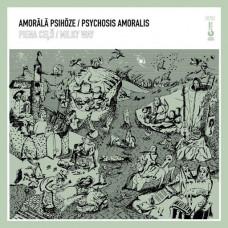 """Vinyl """"Amorālā Psihōze """"Piena ceļš"""""""
