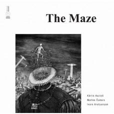 "Vinyl ""Auziņš / Čudars / Arutyunyan. The Maze"""