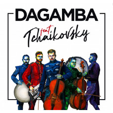 """Vinyl """"Dagamba feat. Tchaikovsky"""""""
