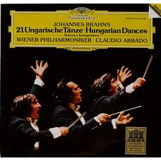 """Vinyl """"Brahms, Johannes. Hungarian dances"""""""