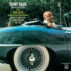 """Vinyl """"Basie Count. On my way and shoutin' again"""""""