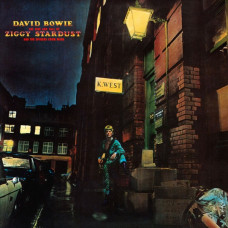 """Vinyl """"Bowie, David. The Rise and Fall of Ziggy Stardust and the Spiders from Mars """""""