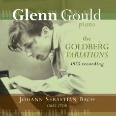 "Vinyl ""Bach ""The Goldberg Variations"""