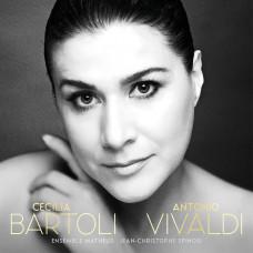 """Vinyl """"Bartoli Cecilia """"Antonio Vivaldi"""""""