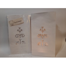 Souvenir. Lantern for candles