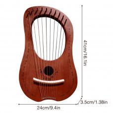 Lyre, Lyre Harp