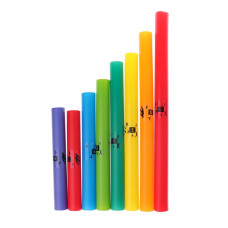 Whistling Tubes, Boomwhackers