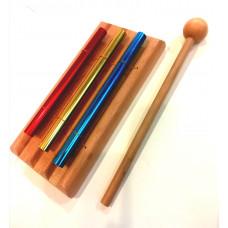 Metallophone, Xylophone, Tubaphone