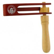 Wood Ratchet, Wooden Clapper, Tarkšķis