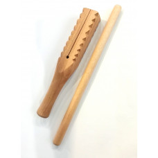 Rhythm instrument, Guiro