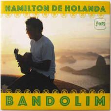"CD ""Holanda Hamilton De ""Bandolim"""