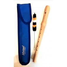 Flute, Blockflute, Recorder C-Soprano