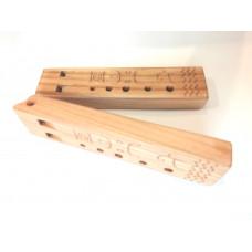 Flute, Wooden Flute, Double flute