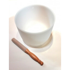 Singing Bowl, Crystal singing bowl