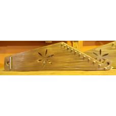 Latvian Traditional Music Instrument Kokle