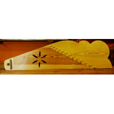 Latvian Traditional Music Instrument Kokle