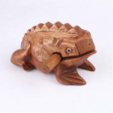 Rhythm instrument, Guiro, Frog